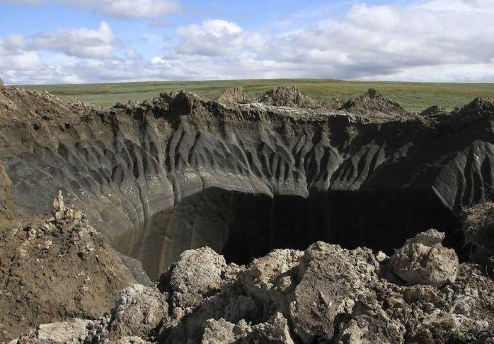 Doline - Sibérie en 2013 ou 2014