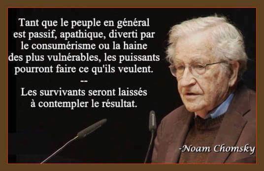"""La propagande est à la démocratie ce que la matraque est à la dictature"""",  disait Chomsky. Pourquoi la liberté d'expression est un conte de fées! – La  vérité est ailleurs"""