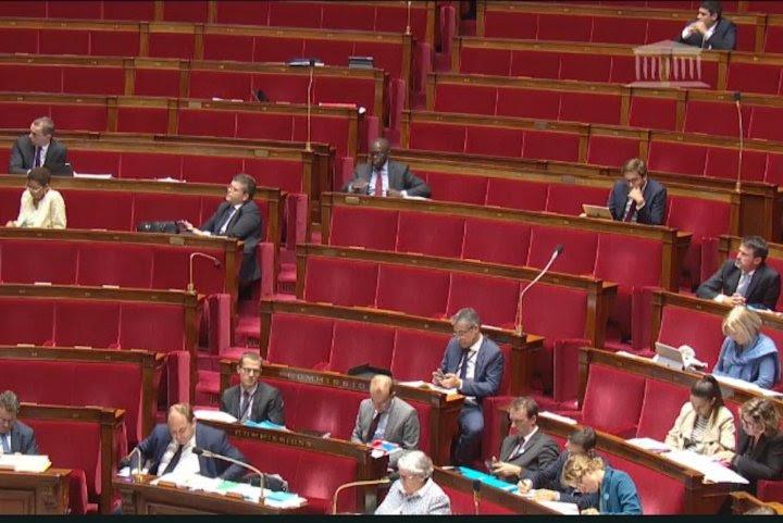 Le président de l'Assemblée nationale voudrait une fusion des Parlements français et allemand! La disparition programmée de l'état français ? Ca y ressemble,  non?