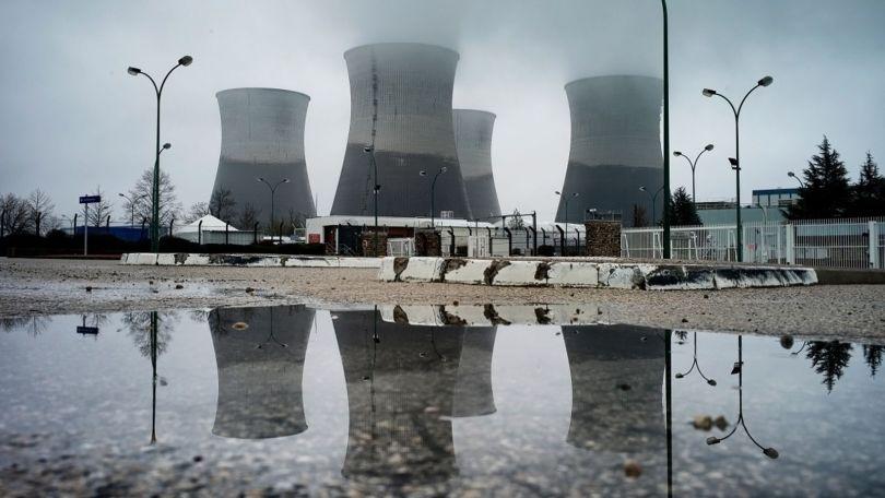 Centrale nucléaire française du Bugey