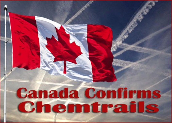 CHEMTRAILS, VRAI OU FAUX ? Canada-confirms-chemtrails-geoengineering