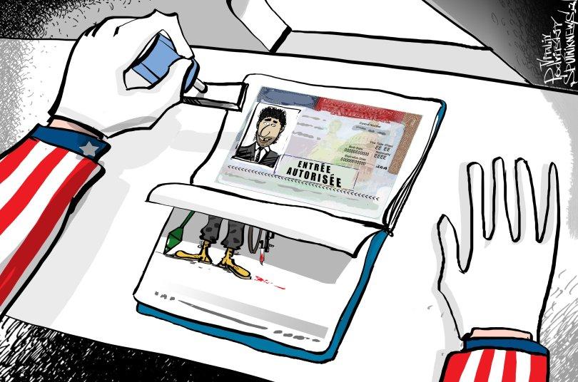 Visas US pour Al Qaida