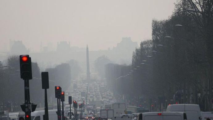 Pollution Paris - 1
